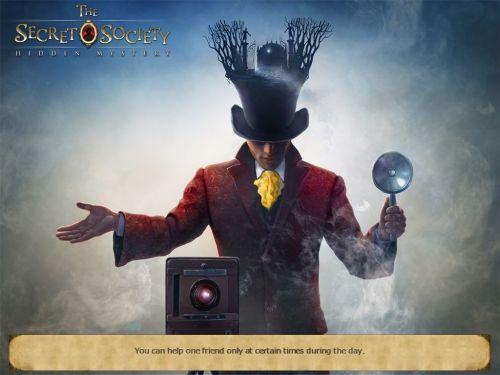 Secret Society Game Tweaks Your Dopamine Reward System