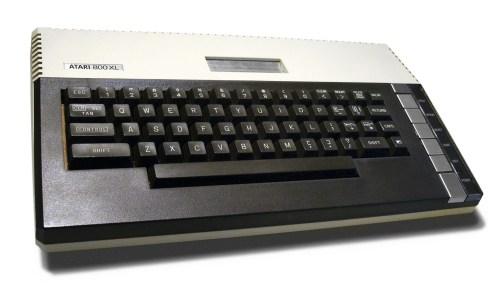 The Atari 800XL