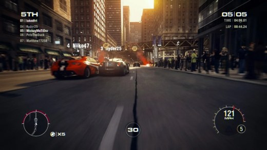 GRID 2 Review on PlayStation 3
