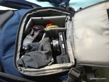 Lowepro Photo Hatchback 16L AW 001