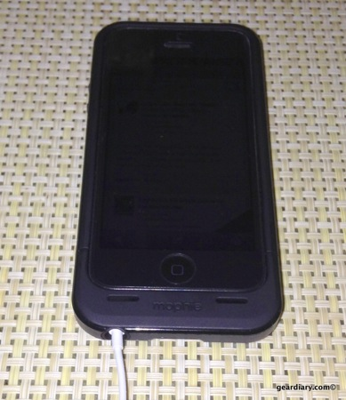 mophie juice pack pro for iPhone 5