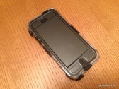 Gear Diary Griffin Survivor + Catalyst Waterproof Case for iPhone 5 Review photo