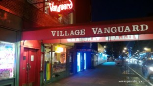 The Village Vanguard, one of the most amazing jazz clubs anywhere