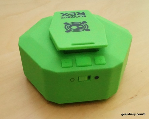 Gear Diary Boombot REX Bluetooth Speaker 43