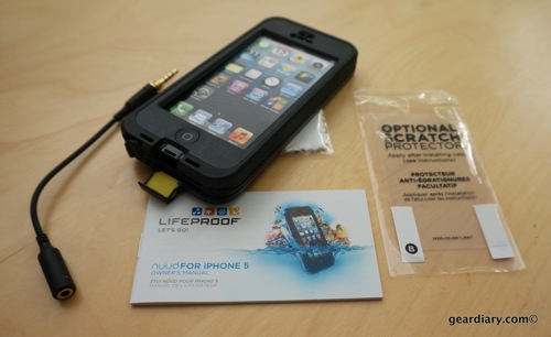 Gear Diary Lifeproof nuud iPhone 5 02