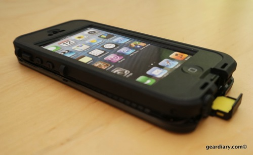Gear Diary Lifeproof nuud iPhone 5 30