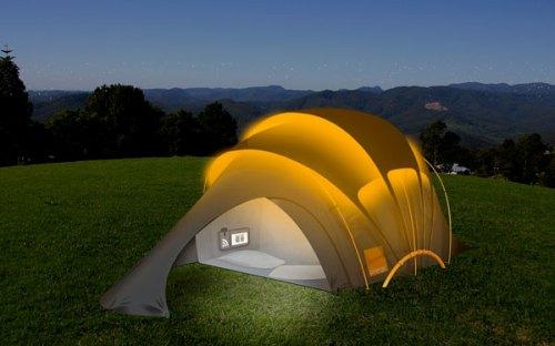 Solar Tent 2