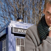 Peter Capaldi Imagined as Doctor Who