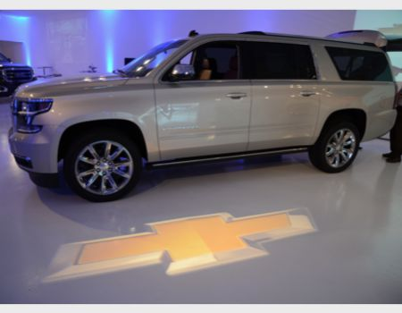 GM Debuts All-New 2015 Full-size SUVs