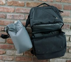 Gear Diary Case Logic Reflexion DSLR and iPad Backpack Review photo