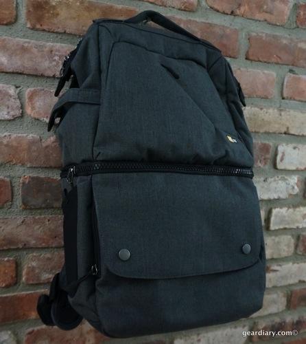 Gear Diary Reflexion DSLR + iPad Backpack 24