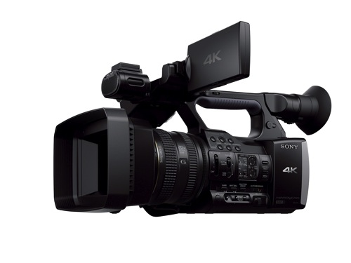Sony Handycam® FDR AX1 4K Camcorder  4