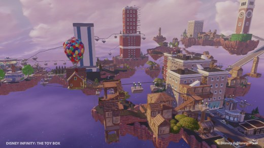 Disney Infinity Review on PlayStation 3