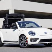 2014 VW Beetle Convertible Top Operation