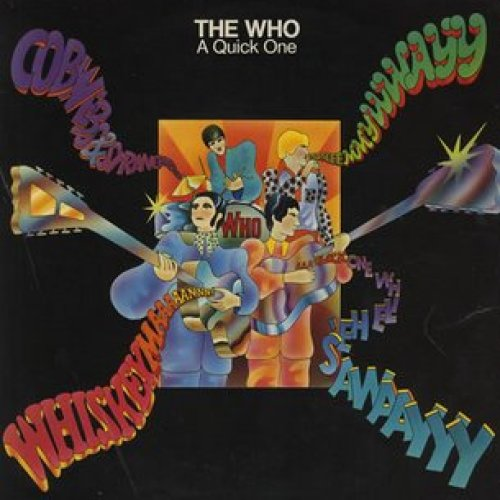 The Who - A Quick One (Happy Jack)