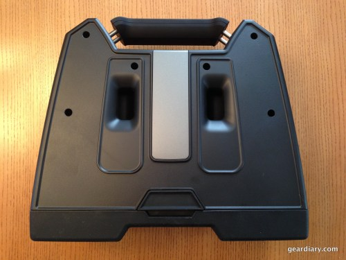 The back of the G-Boom.