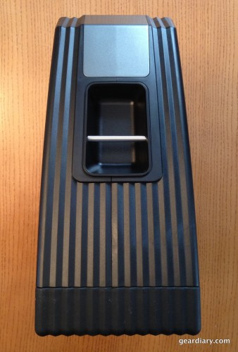 The side of the G-Boom.