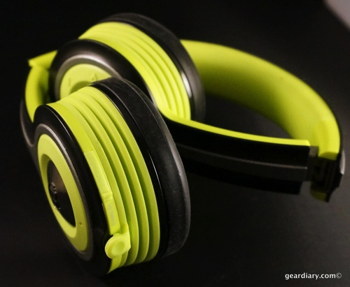 Gear Diary Monster iSport Freedom Bluetooth Headphones 27