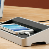 Kanex simpleDock - 3-Port USB 3.0 Hub, Gigabit Ethernet and Charging Station