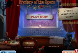 Mystery at the Opera