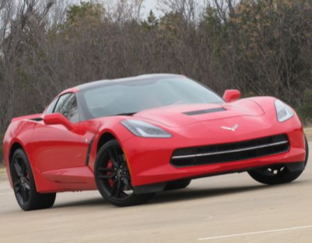 2014 Chevrolet Corvette Stingray Coupe/Image by Author