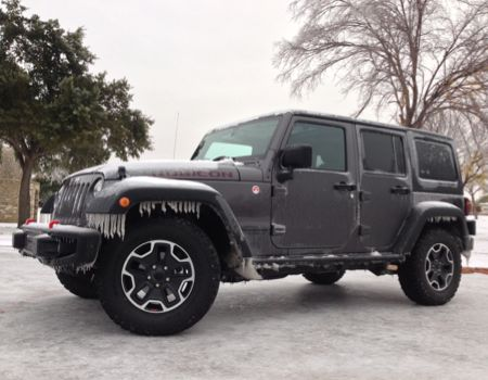 2014 Jeep Wrangler Unlimited Rubicon X/Images by Author
