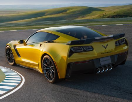 2015CorvetteZ06rear