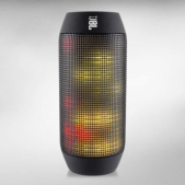 Gear Diary Bring Color to Your Tunes with the JBL Pulse Bluetooth Speaker photo