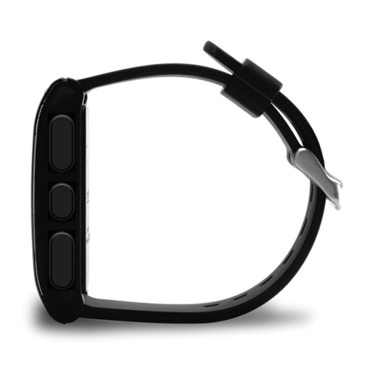 Pebble Watch - Color Series Matte Black