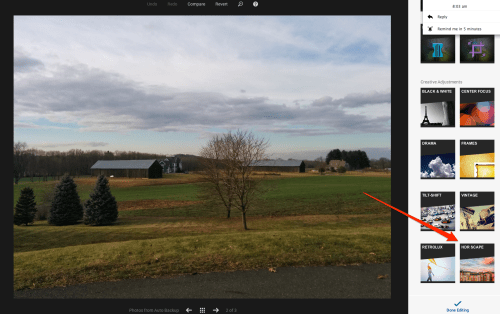 Google+ Gets HDR Scape and Zoom Editing