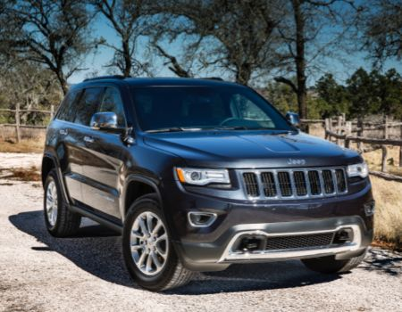2014 Jeep Grand Cherokee EcoDiesel/Images courtesy Jeep
