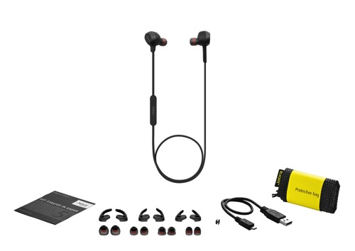 Jabra Rox  Black  Accessories