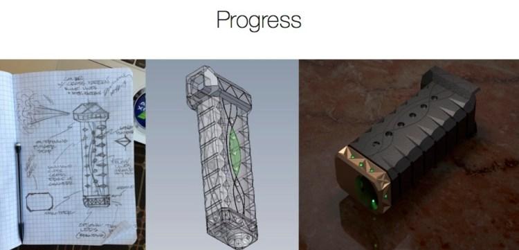 Peacemaker MiniConcept/Design Schematics