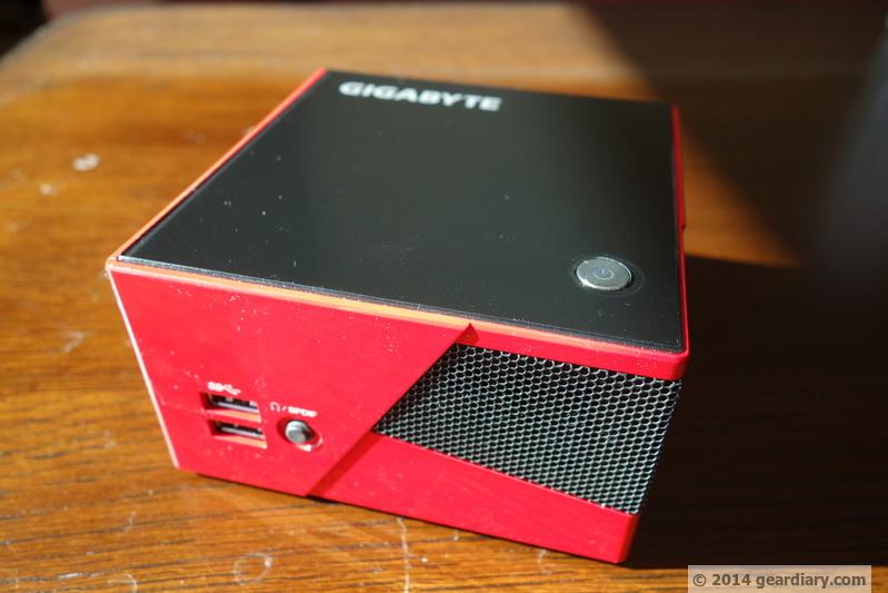 Gigabyte Brix Pro