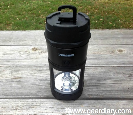 Rayovac Virtually Indestructible LED 3D Lantern