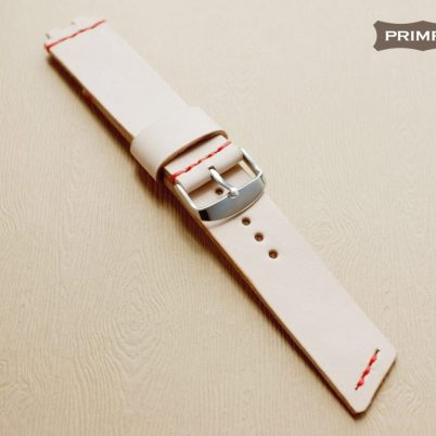 pebble steel strap -- replacement natural leather3
