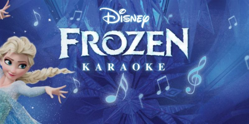 Frozen_KaraokeApp