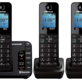 Panasonic_KX-TGH263B_-_Link2Cell_Bluetooth_Enabled_Phone_with_Answering_Machine_KX-TGH263B_3_Cordless_Handsets