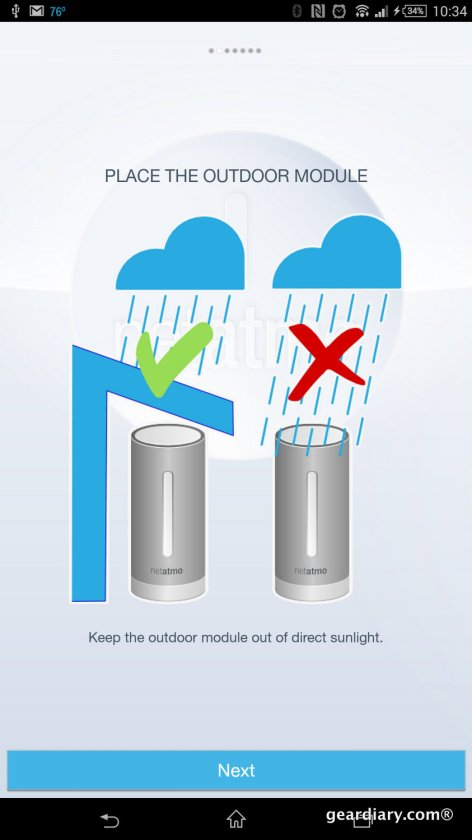 Gear Diary Netatmo Weather Station and Rain Gauge.02