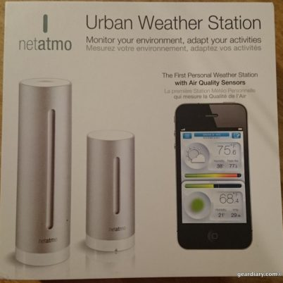 Gear Diary Netatmo Weather Station and Rain Gauge.09