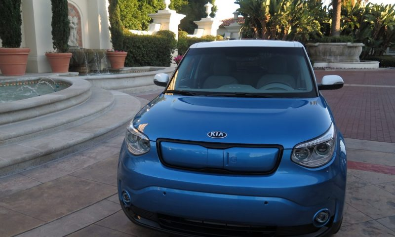 Gear Diary Kia Soul EV Eco Electric Vehicle-010