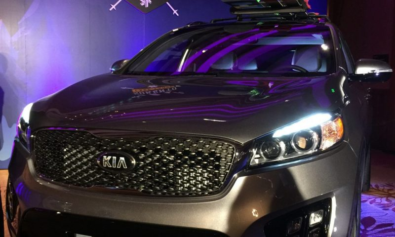 Gear Diary Covers the 2016 Kia Sorento Press Introduction at Lake Tahoe.36