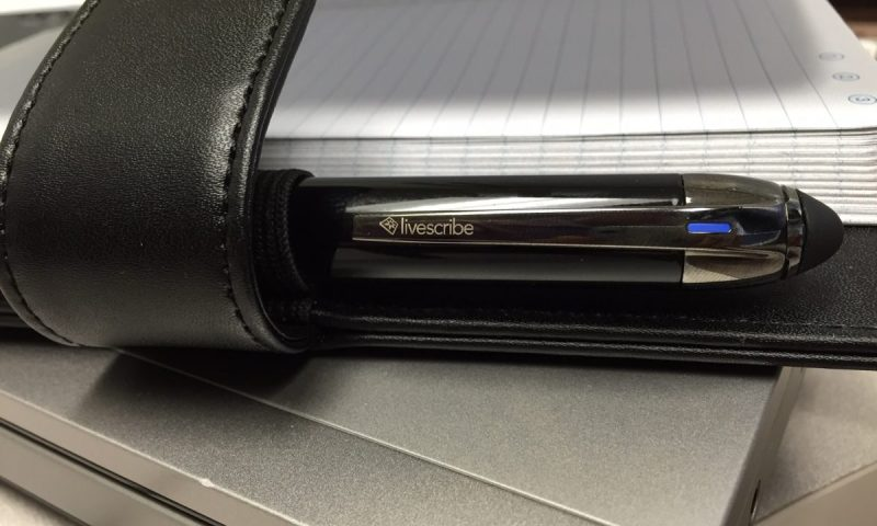 LiveScribe 3 Pen