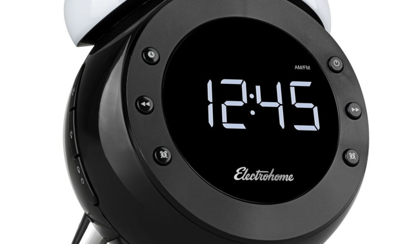 Electrohome Retro Alarm clock Radio Cover