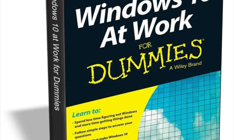 Windows 10 at Work for Dummies - FREE for a limited time - Regular Price $17.99