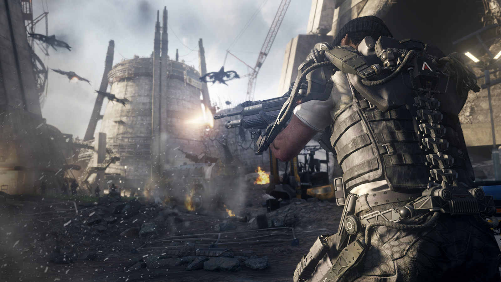 Call of Duty: Advanced Warfare Reckoning DLC Release Date