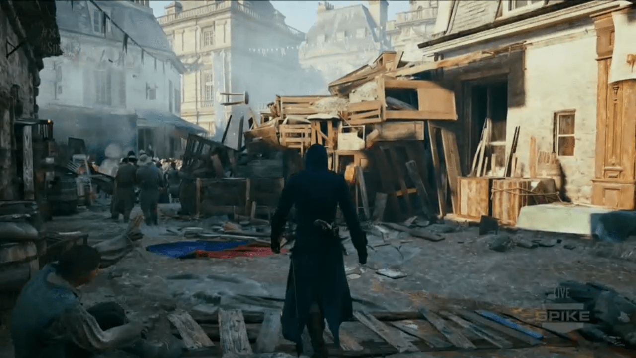 ac Unity New Gameplay Unity Displays an Whole