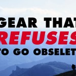 Gear That Refuses To Go Obsolete