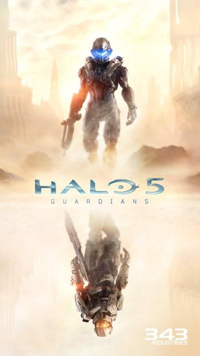 Halo 5 Guardians Wallpaper - Geek Prime