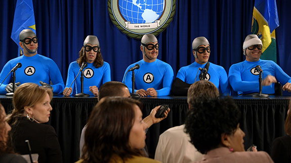 TV Reviews: The Aquabats Super Show / Wizards Vs. Aliens